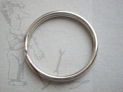 Kroužek na klíče 30mm NI MASSAG/REN