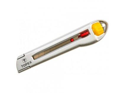 Nůž celokovový s kolečkem TOPEX
