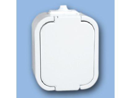 Zásuvka na zeď GNT-16B Tympol IP44
