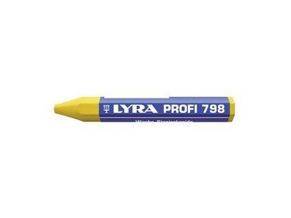 Křída vosková modrá Lyra