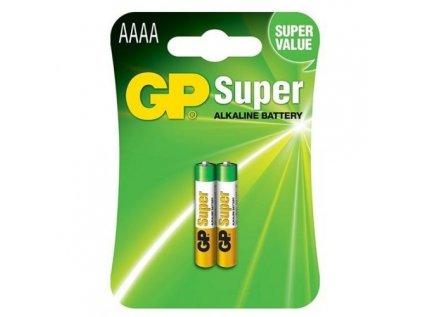 Baterie AAAA GP SUPER ALKALINE