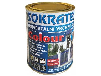 Barva Sokrates Colour/0110 šedá 0,7 kg