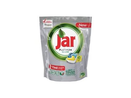 Jar tablety do myčky platinum 45 ks