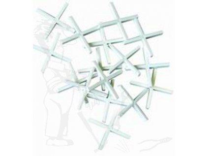 Křížky obkladačské plastové 2mm VOREL