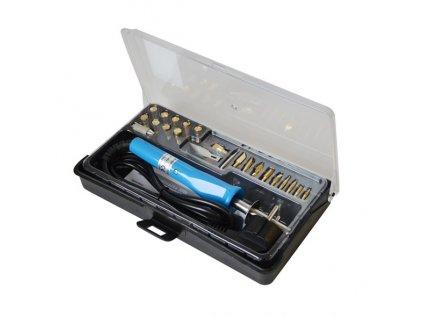Pájecí / vypalovací pero, 30W, box 20 hrotů