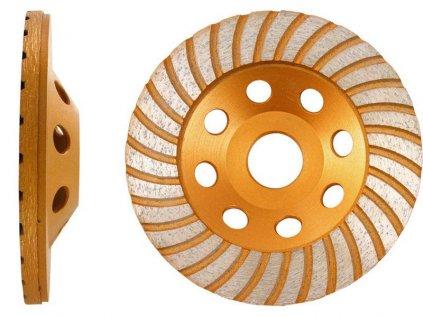Kotouč diamantový brusný 125x22,2mm EXTOL