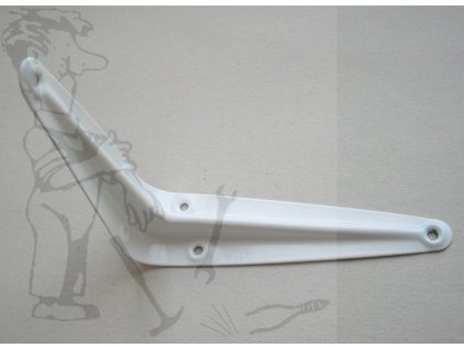 Konzola 200x250 - bílá