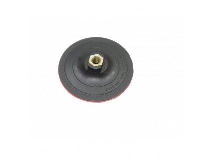Talíř podložný M 14 - suchý zip p125 mm