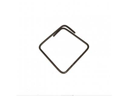 Betonářská ocel třmínek 150x150mm