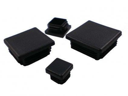 Ucpávka profilu plastová 20x20x0,8 - 2,5mm