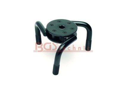 Kíč na vzduchové filtry do 135 mm, tříramenný