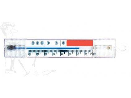 Teploměr chladničkový plast. 154x24mm 125101