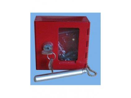 Krabička požární 100x100x40