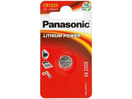 Baterie CR-1220 Panasonic