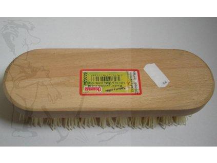 Kartáč dřevěný podlah. (rýžák)