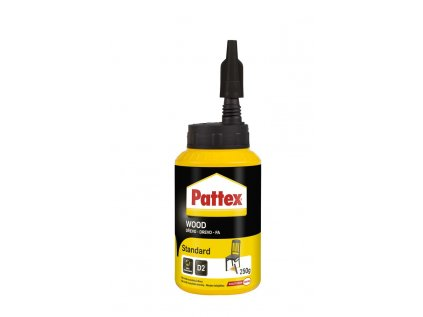 Lepidlo na dřevo Pattex Standard 250g