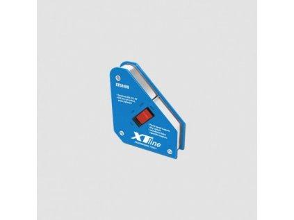 Magnet úhlový s vypínačem 34kg XTline