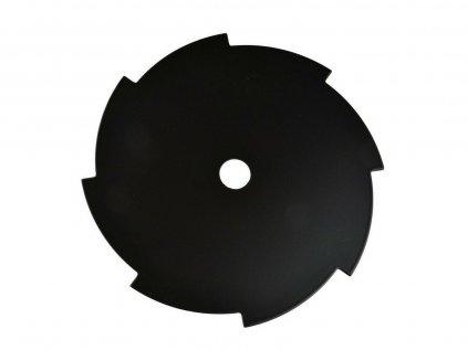Kotouč do sekačky, 253x1,6mm, otvor 25mm, 8T GEKO