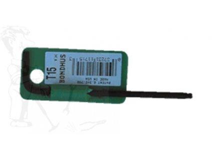 Klíč imbusový TORX 20 BONDHUS