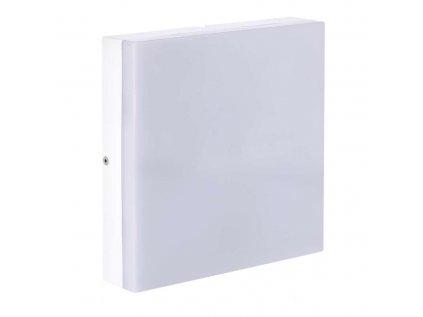 LED přisazené svítidlo,čtverec 24W neut.bílá