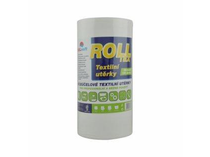 Utěrky textilní ROLLTEX velká 39M 100útržků