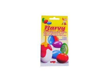 Velikonoce -Barvy AROCO 5 barev
