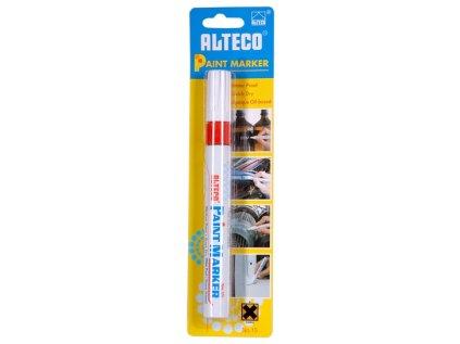 Popisovač Alteco - červený