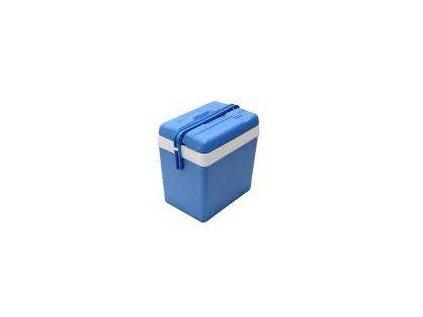 Chladící box 24 l modrý
