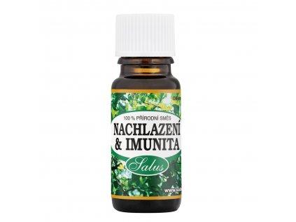 Esenciální olej - Nachlazení a imunita 10ml SALOOS