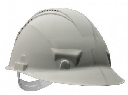 Přilba ventilovaná PALADIO bílá norma EN397