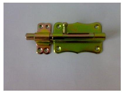 Petlice ozdobná 384 Zn 30mm