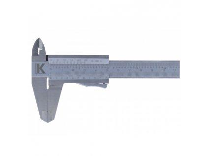 Měřítko pos. 150/0.02mm tlačítko KINEX