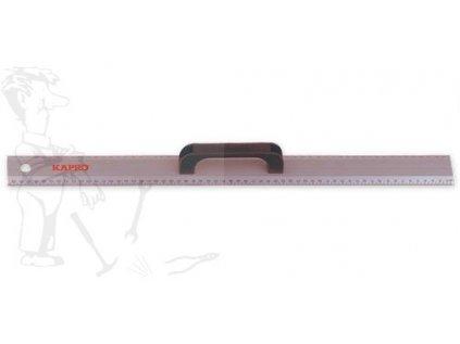 Pravítko hliníkové s madlem 100cm