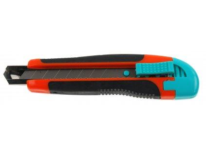 Nůž odlamovací 18mm+ 2břity Baupro