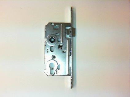Zámek dveřní vložkový 72/80/55 P ZN HOBES