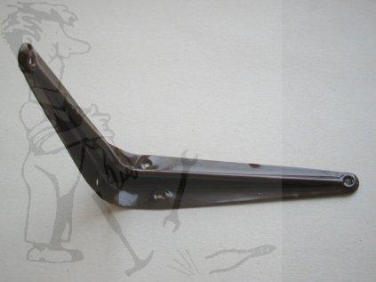 Konzola 150x200 - hnědá