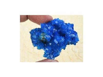 Sklaice modrá