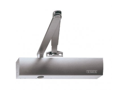 Zavírač rameno aretační - GEZE TS 2000V stříb