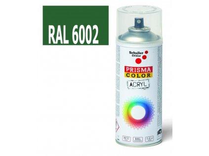 Barva ve spreji listově zelená 400ml