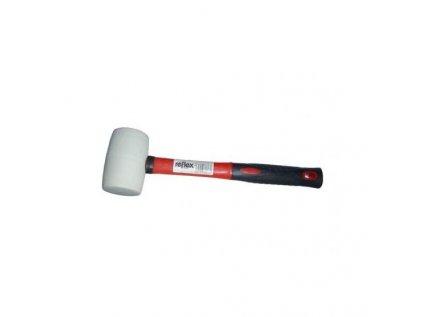 Palička gumová bílá 230g, sklolaminát