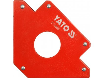 Úhelník magnetický ke svařování 34 kg YATO
