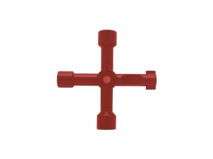 Klíč na rozvaděče - víceúčelový KENNEDY