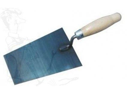 Lžíce ocel broušená 180x110mm