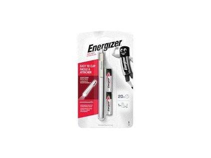 Svítilna LED 35lm Energizer Metal Penlight/2xA