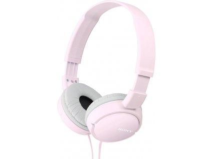 Sony MDR-ZX110PC růžová sluchátka