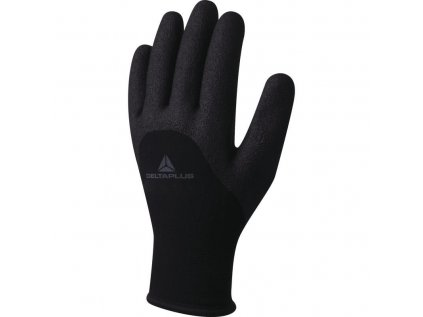 DeltaPlus VV750 HERCULE bezp. rukavice černá zateplená