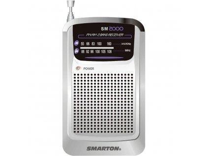 Smarton SM 2000 přenosné rádio