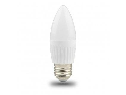 Forever E27/10W C37 LED svíčka teplá