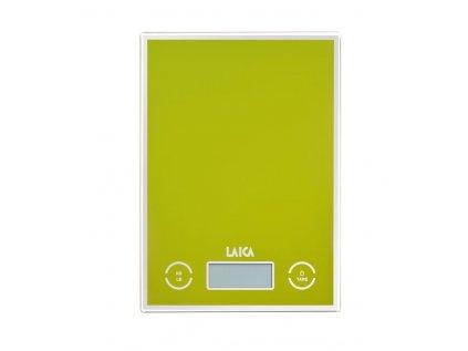 Laica digitální kuchyňská váha zelená (KS1050E) 5kg