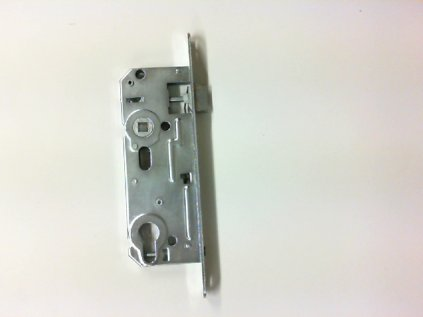 Zámek dveřní vložkový 90/63 P-L NZ 1/2 HOBE